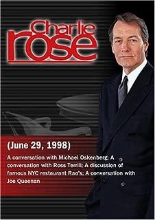 Charlie Rose June 29, 1998