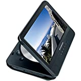 Sylvania SLTDVD9220-C 3-in-1 9-Inch Touchscreen Tablet, Portable DVD Player and DVD Combo with Android, 1.2GHz Quad Core