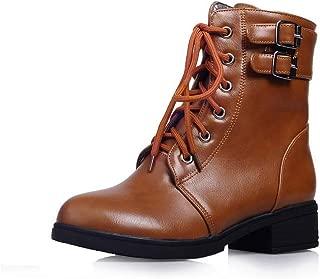 BalaMasa Womens ABS13874 Pu Boots