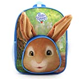 Peter Rabbit School Bag for Kids Backpack for Boys and Girls with Furry Bunny Ears