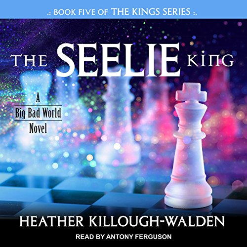 The Seelie King audiobook cover art