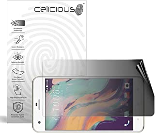Celicious Privacy 2-Way Landscape Anti-Spy Filter Screen Protector Film Compatible with HTC Desire 10 Lifestyle
