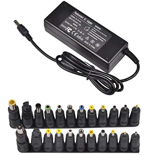 Xigeapg 19V 4.74A 90W Universal Power Charger for Laptop 18.5V 19.5V 20V