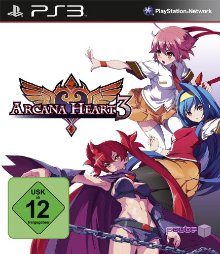 Arcana Heart 3 [Edizione: Germania]