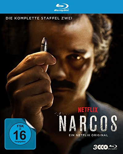 Narcos - Staffel 2 [Blu-ray]