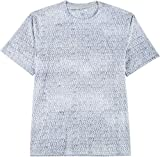 Reel Legends Mens Keep It Cool Tarpon Short Sleeve T-Shirt Medium Grey
