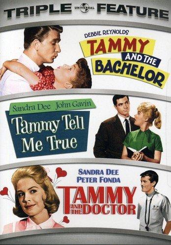 Tammy & Bachelor & Tammy Tell True & Tammy Doctor [DVD] [Region 1] [NTSC] [US Import]