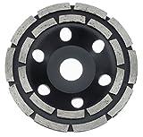 125mm Diamond Grinding Cup Wheel Concrete Granite 20Segments Grinding Disc