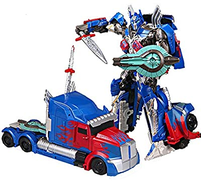 BMB Deformation The Last Knight Film MPM04 Optimus Primes OP MPP10 MP10 M01 Oversize Alloy Action Figure Robot Toys Gift for Kids Boys