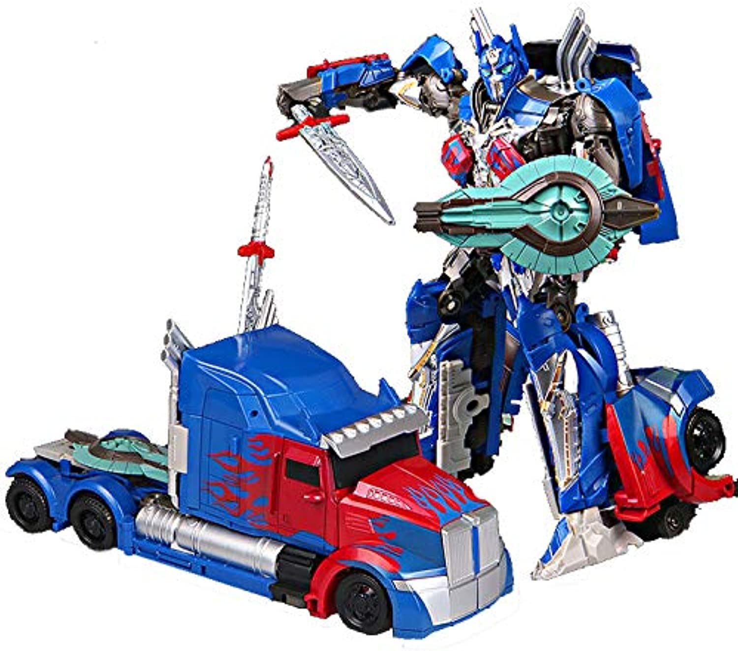 Transformer The Last Knight Film MPM04 Optimus Prime OP MPP10 MP10 M01 Oversize Alloy Action Figure Robot Toys Gift for Kids Boys