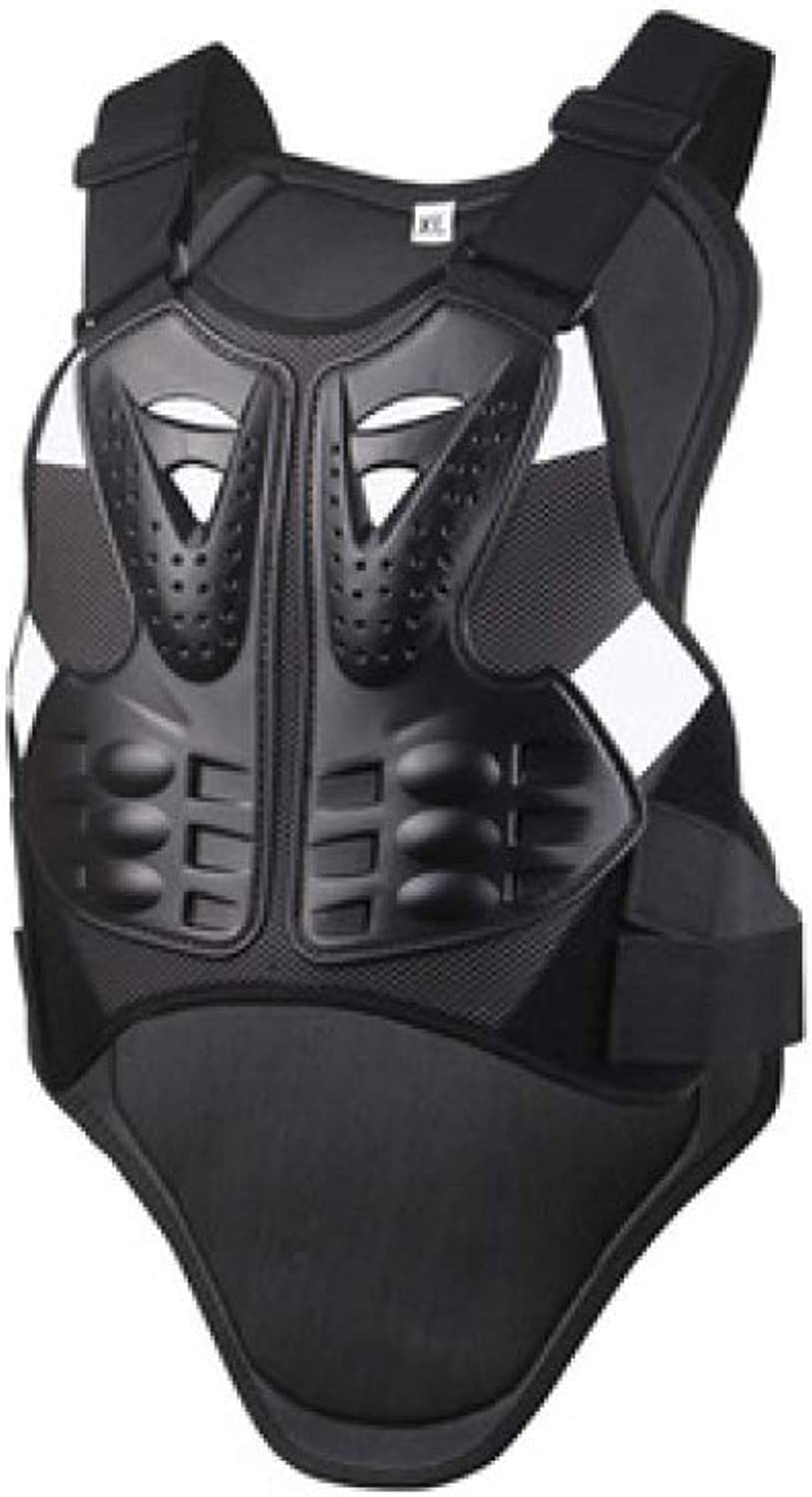 BUGL Roller Skating Motorcycle Back, Predect The Spine Combination Sports Predective Gear Armor Racing Vest