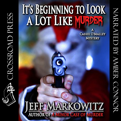 It's Beginning to Look a Lot Like Murder audiobook cover art