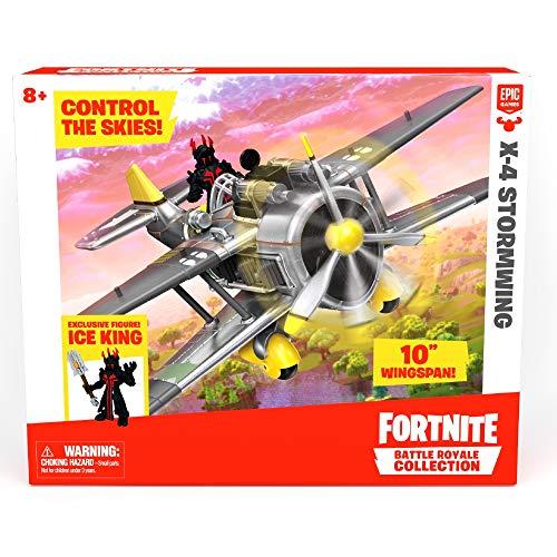 Giochi Preziosi- Stormwing Plane + Figura FRT39000
