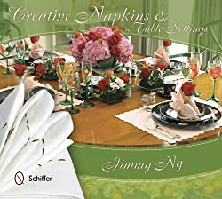 Creative Napkins and Table Settings