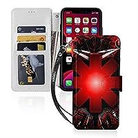 RED HOT CHILI PEPPERS レッド・ホット・チリ・ペッパーズ2 携帯カバー アイフォン11手帳型 ケース カバー スマホケース 人気の 携帯電話ケース スタンド機能カードポケット スタンド機能 高級PUレザー カード 全面保護 耐摩擦 人気 電話ケース