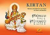 Kirtan Ringbuch A5 Notenheft: Mantras und Liedertexte zum Singen mit Noten und Harmonien - Yoga Vidya Center Frankfurt
