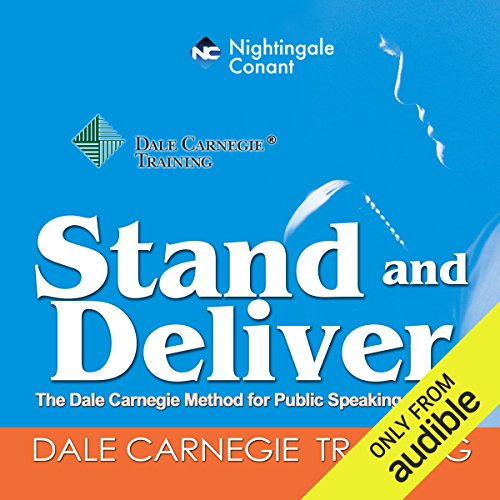 Stand and Deliver audiobook cover art