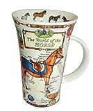 Dunoon Glencoe–Taza, diseño de caballos
