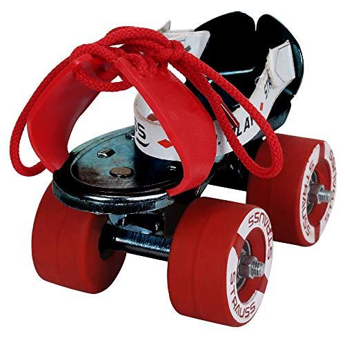 Strauss Tenacity Roller Skates Medium Black