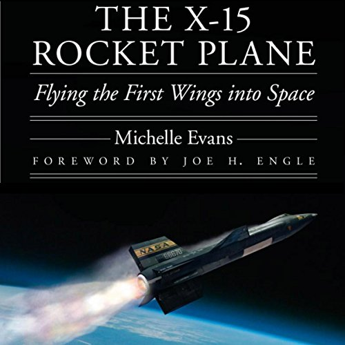The X-15 Rocket Plane cover art