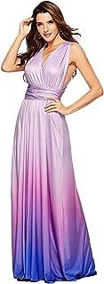 purple fantasy dress