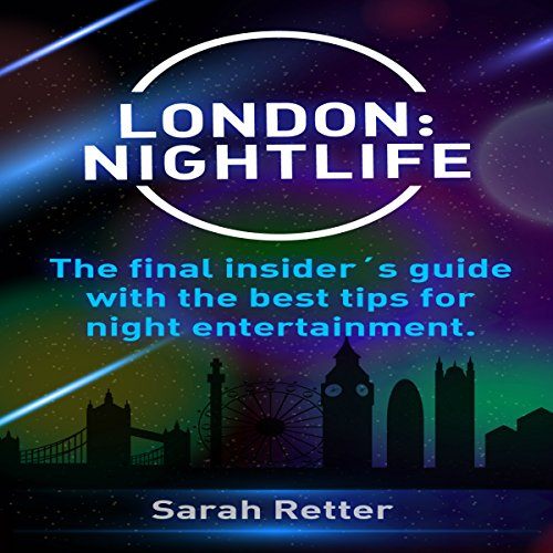 London Nightlife audiobook cover art
