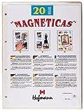 Paquete 20 Hojas magnéticas