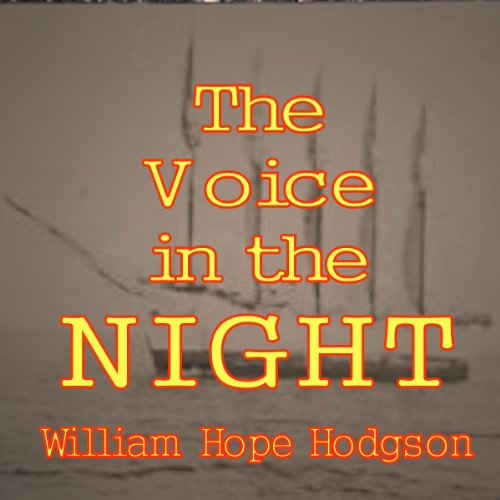 The Voice in the Night audiobook cover art