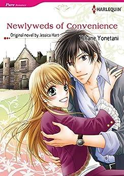 Newlyweds Of Convenience: Harlequin comics by [Jessica Hart, Takane Yonetani]