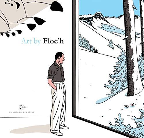 Beaux livres/artbooks - t05 - beaux-livres / artbook champaka - floc'h ? art by floc'h (Square)