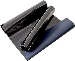 PU Heat Transfer Vinyl - Black Iron On Vinyl Roll, 10