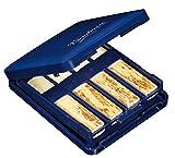 Vandoren VRC810 Bb/Eb Clarinet/Soprano Saxophone Reed Case for 8 Reeds