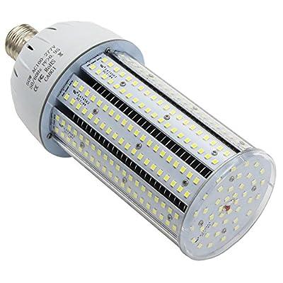LED Corn Light Bulb 4000K 5000K Corn LED Bulbs AC90-277V E39 E26 Mogul Base Replace HPS HID Metal Halide Lamp for Garage Warehouse Barn Area Lighting UL GLC Listed