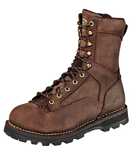 "Thorogood 864-4038 Men's 9"" I.N.T Waterproof Hunting Boot, Timber Mountain - 12 W US"