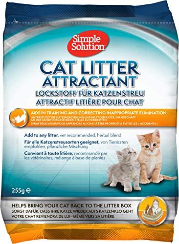 simple solution Lockstoff für Katzentoilette 255 gr. Beutel