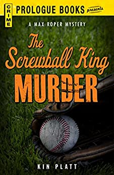 The Screwball King Murder by [Kin Platt]