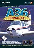 Aerosoft A 36 Bonanza - Complemento para simulador de vuelo (en alemán)