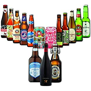 World Craft Beer Christmas Gift Set Selection Pack Mixed Case of 15