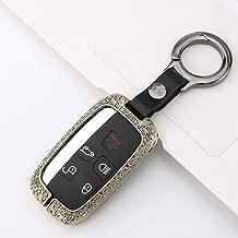 AUTO Pro pour Jaguar F-Type F-Pace XE XF Audio Knob Stickers D/écoration dint/érieur Strass Anneau D/écoratif