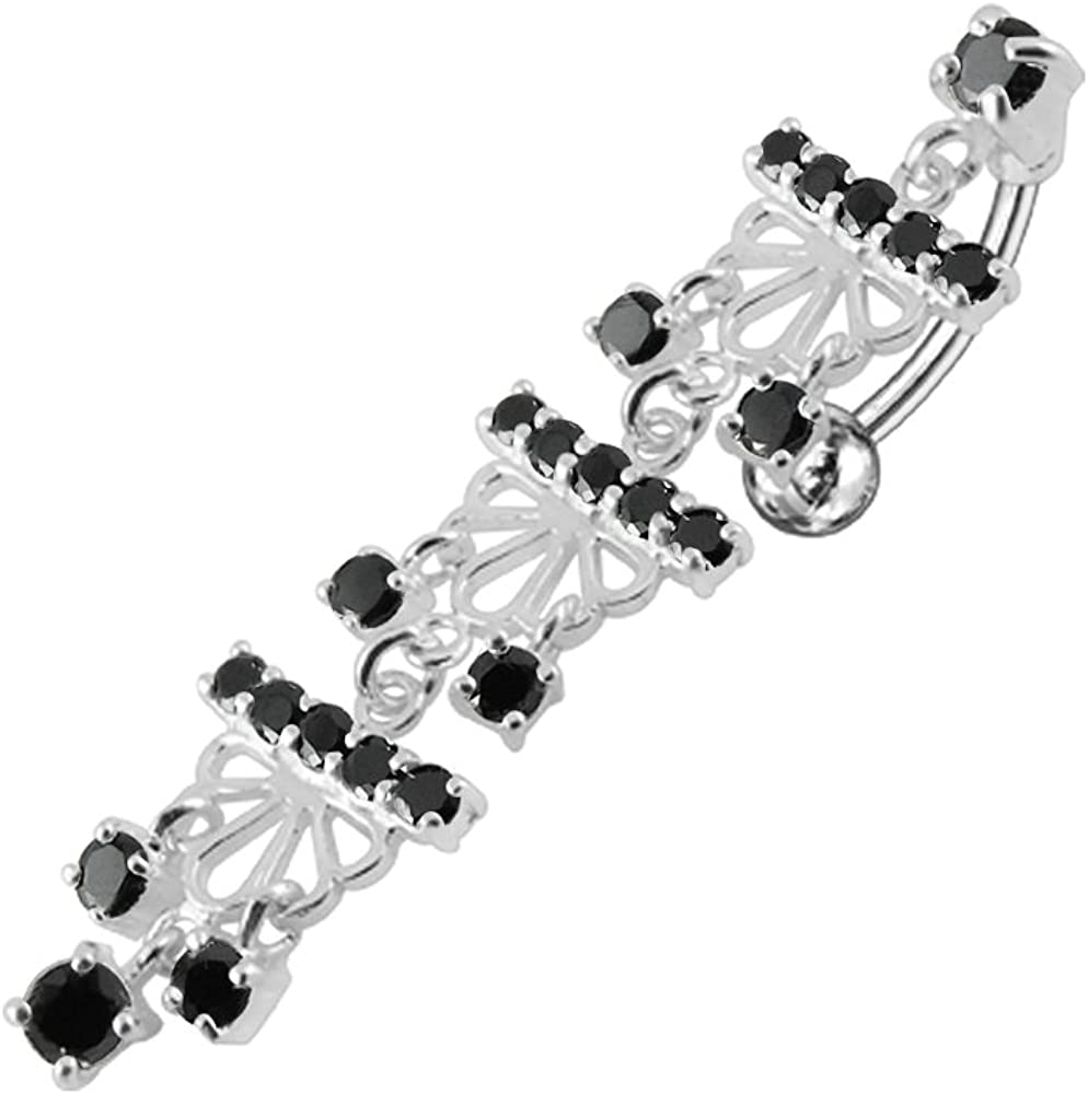 Max 76% OFF AtoZ Piercing Fancy Max 48% OFF Special Chandelier Sil Sterling 925 Dangling