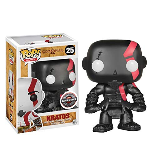 Luckly77 Dunkle Ver Kratos POP Games