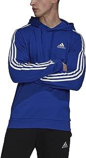 adidas Men's Essentials 3-Stripes Hoodie