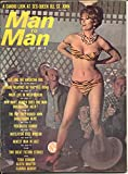 Man To Man 7/1966-cheesecake-pulp fiction-Jill St. John-girlie format change-VG