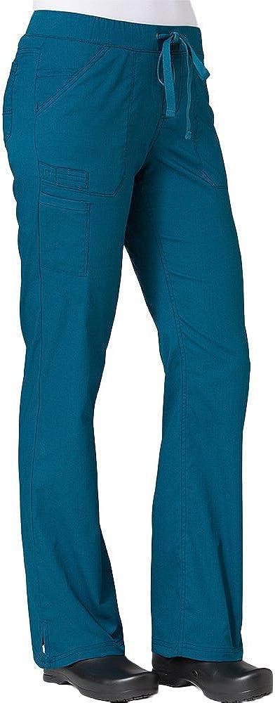 Maevn Women's PrimaFlex Inner OFFicial Beauty Leg Minneapolis Mall Caribbean Straight Pant