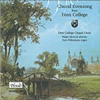 Choral Evensong From Eton College by CHORAL EVENSONG FROM ETON (1997-11-18)