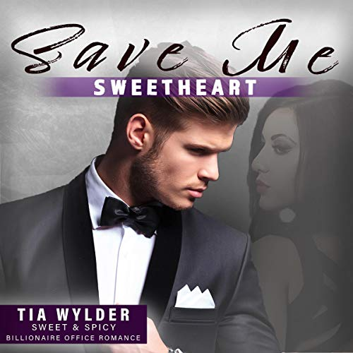 Save Me, Sweetheart audiobook cover art