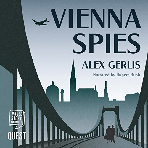 Vienna Spies audiobook cover art