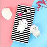 Phone Case For iPhone 5 5s SE - 3D Squishy Cute Cat Phone Case - Best Gift For Boys and Girls (Style 1)