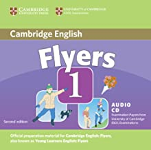 Cambridge Young Learners English Tests Flyers 1 Audio CD: Examination Papers from the University of Cambridge ESOL Examinations