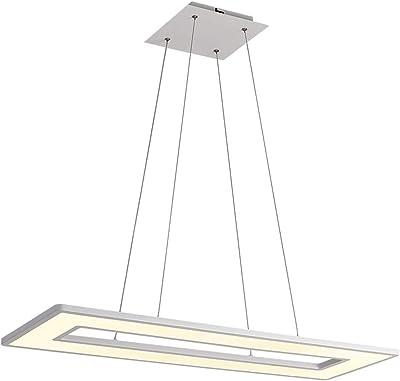 Wofi Vannes 7625.01.01.0000 - Lámpara de techo con 1 foco (1 x LED ...